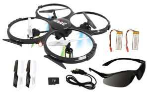 RC UFO UDI U818A Quadrocopter